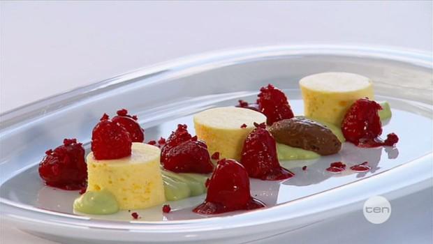 Philippe Leban's dessert
