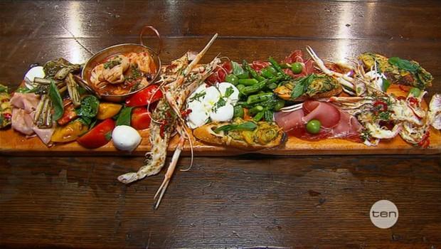 Jamie Oliver's Antipasti
