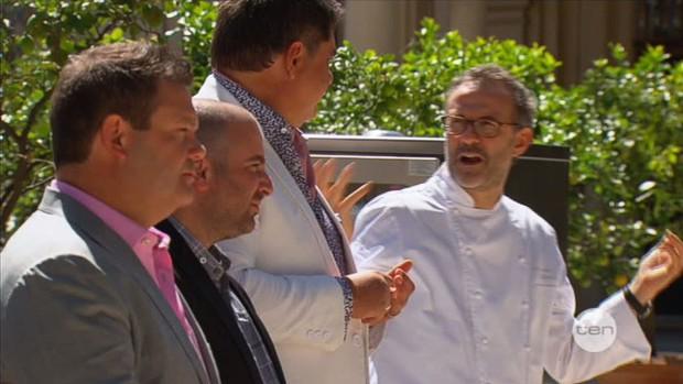 Guest Judge Chef Massimo Bottura