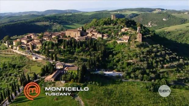 Monticchiello, Italy