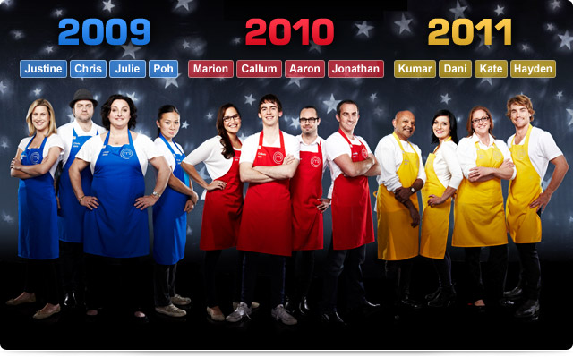 MasterChef All Stars Teams