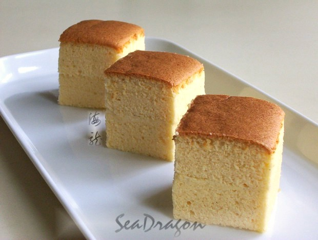Recipes For Japanese Sponge Cake: Vanilla Ogura Love Cake 香草相思蛋糕