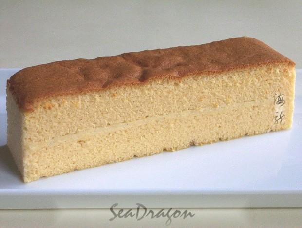Vanilla Ogura Love Cake
