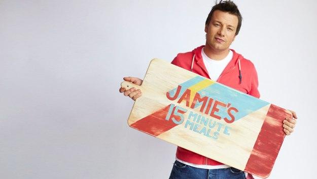 Jamie s 15 minute meals corner caf - Jamie en 15 minutes ...