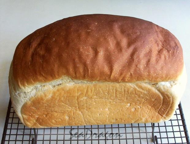 Soft White Bread (scalded flour)
