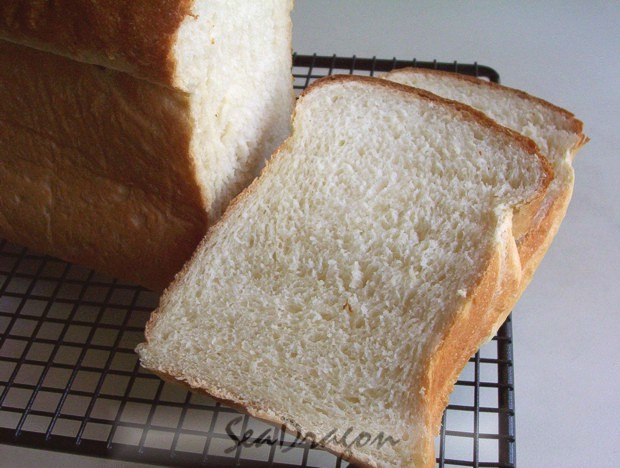 Soft White Bread (scalded flour)