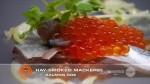 Heston's Hay Smoked Mackerel with Salmon Roe