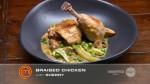 Heston's Braised Chicken with Sherry