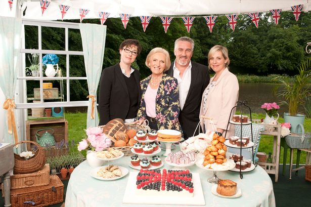 GBBO 2012 judges&hosts