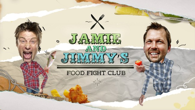 Jamie & Jimmy's FoodFight Club