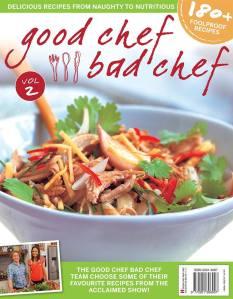 Good chef Bad Chef magazine vol. 2