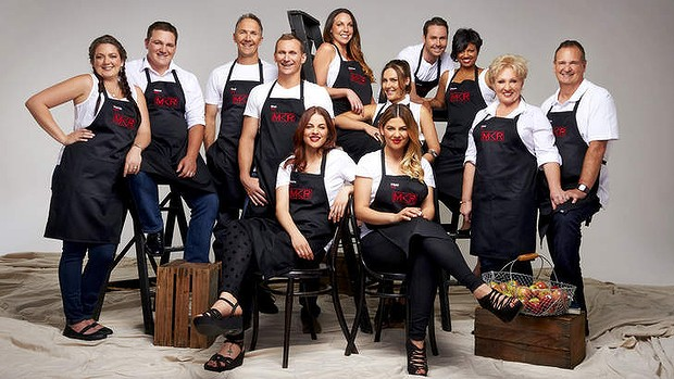 My Kitchen Rules  Contestants Group