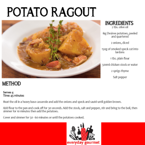 Potato Ragout