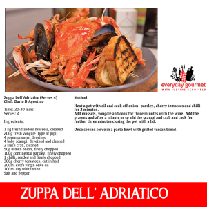 Zuppa Dell'Adriatico