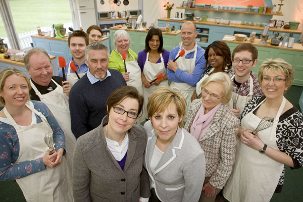 Great British Bake Off 2010