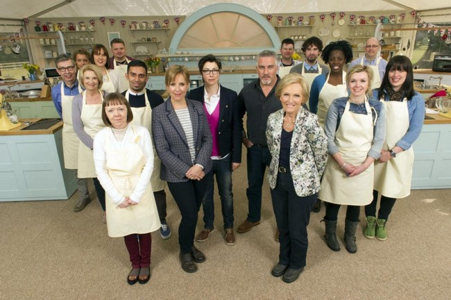 Great British Bake Off 2013