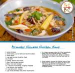 Aromatic Chinese Chicken Soup (Zoe Bingley-Pullin)