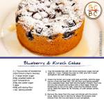 Blueberry and Kirsch Cakes (Adrian Richardson)