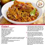Cholent (Adrian Richardson)