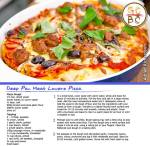 Deep Pan Meat Lovers Pizza (Adrian Richardson)