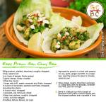 Easy Prawn San Choy Bao (Zoe Bingley-Pullin)