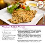 Hazelnut Dukkah Turkey (Zoe Bingley-Pullin)