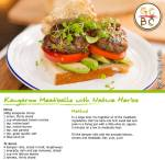 Kangaroo Meatballs with Native Herbs (Zoe Bingley-Pullin)