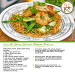Low GI Spicy Sichuan Pepper Prawns (Zoe Bingley-Pullin)
