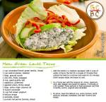 Mean Green Lentil Tacos (Zoe Bingley-Pullin)