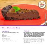 Oreo Chocolate Tart (Adrian Richardson)