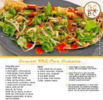 Oriental BBQ Pork Omelette (Adrian Richardson)