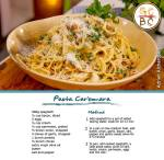 Pasta Carbonara (Adrian Richardson)