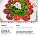 Roasted Beetroot and Blood Orange Salad (Zoe Bingley-Pullin)