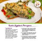Rustic Eggplant Parmigiana (Zoe Bingley-Pullin)
