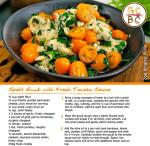 Spelt Gnudi with Fresh Tomato Sauce (Zoe Bingley-Pullin)