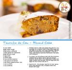 Toucinho do Ceu - Portugese Almond Cake (Adrian Richardson)