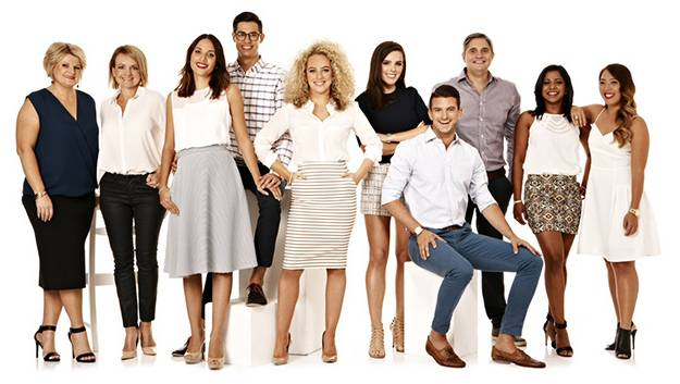 Image gallery mkr australia 2015 for Y kitchen rules season 6