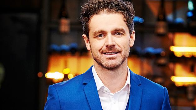 Restaurant Revolution host Jock Zonfrillo