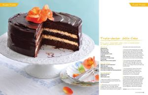 Triple-Decker Jaffa Cake