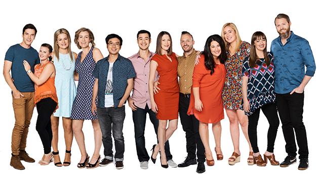 Group 2 contestants, Season 8