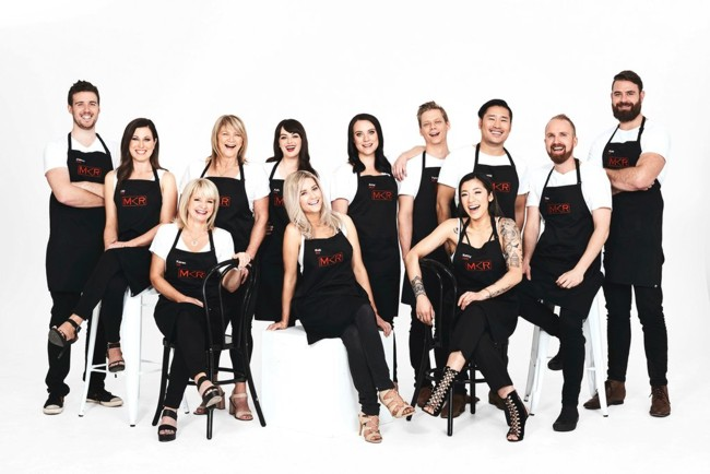 my kitchen rules 8 2017 corner caf On y kitchen rules season 8