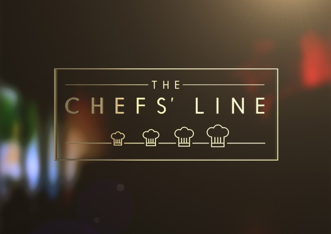 The Chefs' Line logo