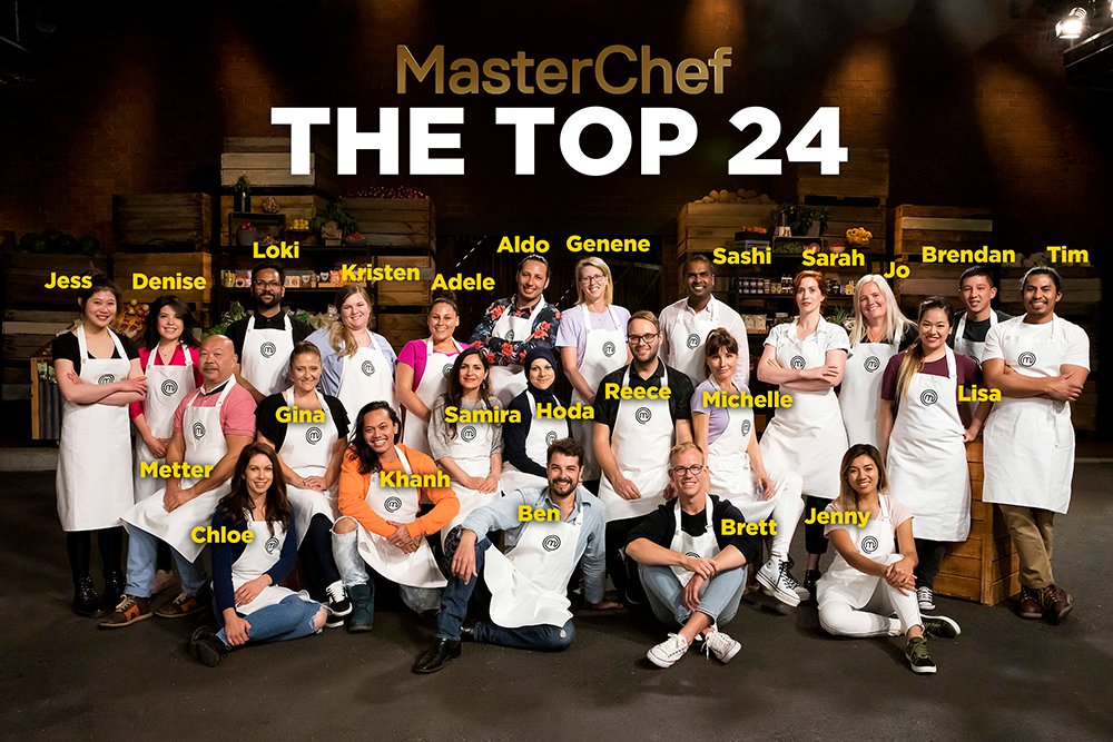 Masterchef Australia 10 2018 Corner Caf 233