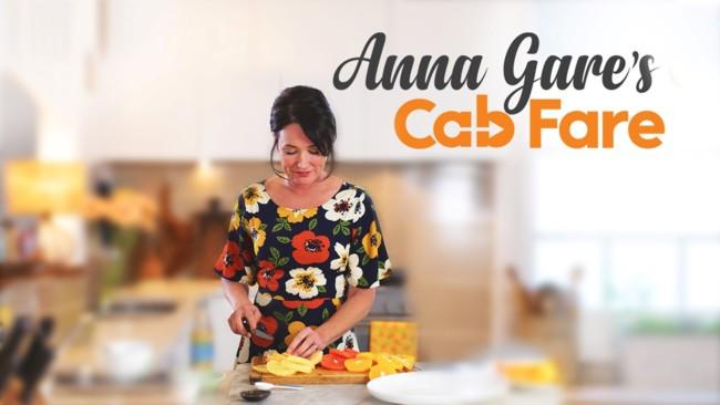 Anna Gare's Cab Fare